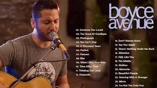 Boyce Avenue Greatest Hits Full Album | Best Songs Of Boyce Avenue