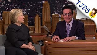 Thank You, Hillary! Our Response To The Tonight Show's Hillary Love Fest