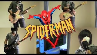 【Spider-Man】 TAS Opening Theme (Cover)【RavanAxent】