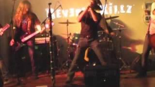 Beverly Killz - Everybody Loves Eileen ( Steelheart ) Live -At KM33 2009