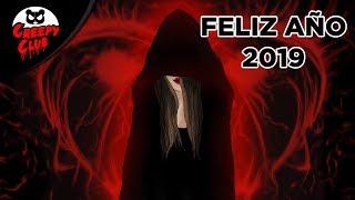 FELIZ año NUEVO 2019 - Creepy Club
