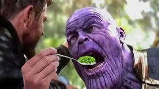 memes that are more powerful than Thanos in endgame