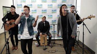LOS 5 - Poquito Mas - LIVE Acoustic - The Elvis Duran Show