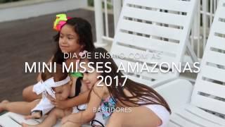 CANAL DA HELENINHA - Mini Miss Amazonas - Ensaio Piscina