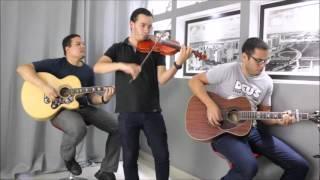 Ministério Adoração e Vida - O céu se abre (Violões e Violino)