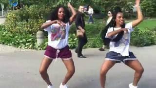 Afro-House I DotoradO'Pro' - Marimba Rija I Evelise & Idilsa I Schkeyma Miss