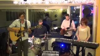Matthew de Zoete and band live @ Savoury and Sweet - Hunter's Moon