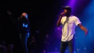 Isaiah Rashad x SZA - Stuck in the Mud [LIVE] @ El Rey