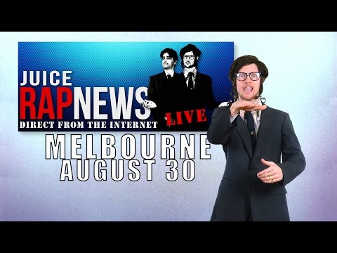 Live Rap News | Show coming up: Melbourne 30 August 2015