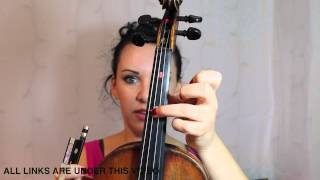 Gypsy Moonlight | Violin Tutorial | for complete BEGINNER