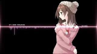 Ultim-Nightcore - If I Die Young