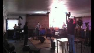 Parks -  Band - Stop Motion Live Video - The Happy Return, Nottingham
