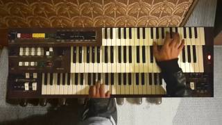 The Doors # The Severed Garden # Organ Cover
