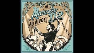 Marcelo D2 - VOCÊ DIZ QUE AMOR NÃO DÓI ''NADA PODE ME PARAR - AO VIVO (CD)''
