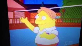 The Simpsons - Soon I'll be Queen of summertime!