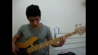 Onze20 - Sem Medo de Amar (bass/baixo cover + TAB)