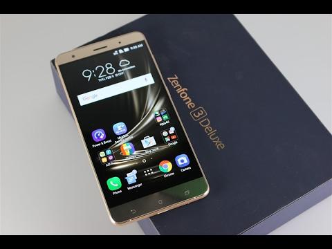 Asus Zenfone 3 Deluxe - unboxing și primele impresii