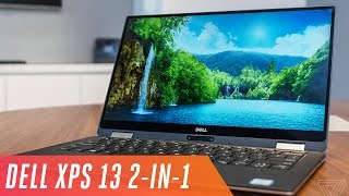 Dell XPS 13 2-in-1 Hands On Video