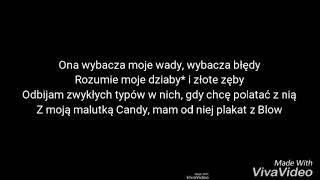Quebonafide - Candy ft Klaudia Szafrańska TEKST
