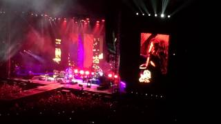 Something for nothing - Foo Fighters at Wrigley Field