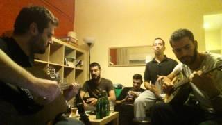 Περίδης - Φεύγω (Peridis - Fevgo) cover