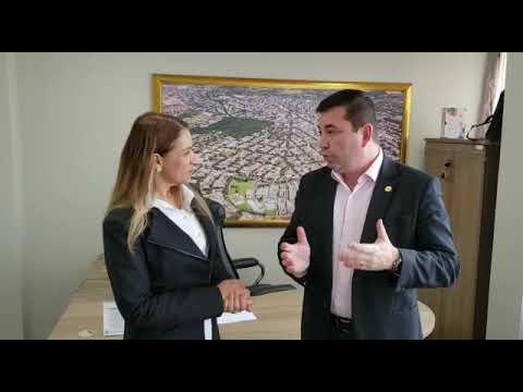 Luci Alvino busca recursos para Goioerê com o Deputado Delegado Fernando