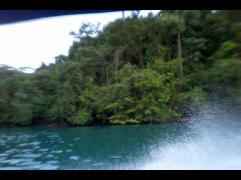 eXodus Destination — Boat Between Sapzurro & Capurgana Colombia