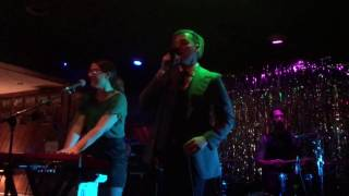 Somebody's Watching Me (Rockwell Cover) - Harper and the Moths (Live at Yucca Tap Room)