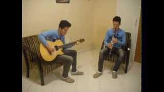 Aleluia - Clarinete e Violão