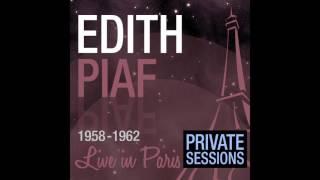 Edith Piaf - L'étranger (Live February 8, 1961)