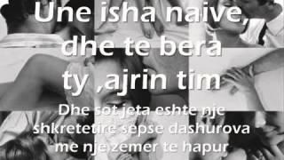 Dulce María - Ingenua (Perkthim Shqip --translation Albania )