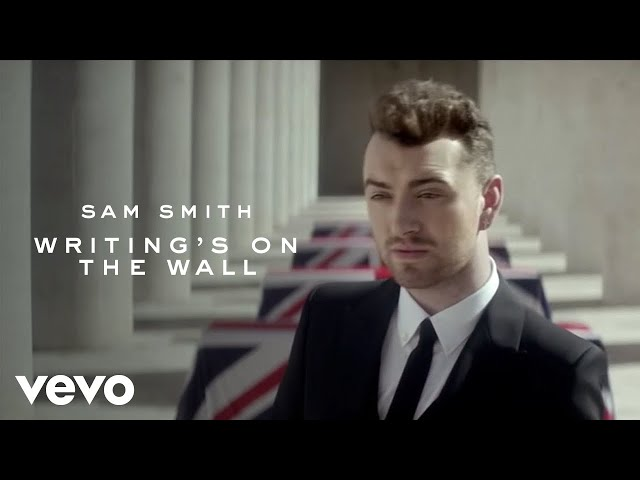 Videoclip de ''Writing's On The Wall'', de Sam Smith.