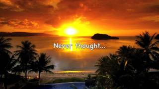 Heaven At Night - Never Thought ft Gloria Garcia