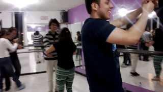 Academia de Baile Argentina Caleña - Clase de Merengue