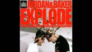 Jordan & Baker - Explode (Hard Dance Edit)