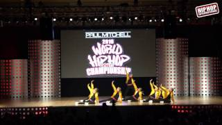 Khaos - New Zealand (Junior Division) @ #HHI2016 World Prelims