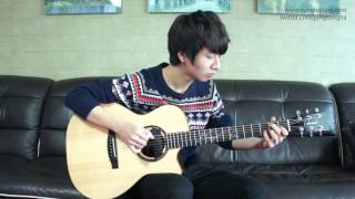 (Keane) Somewhere Only We Know - Sungha Jung