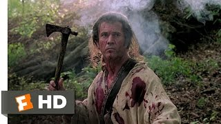 The Patriot (1/8) Movie CLIP - Tomahawk Massacre (2000) HD width=