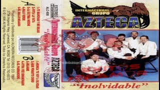 INTERNACIONAL GRUPO AZTECA.     Te Marchas Y Me Dejas,