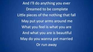 Slide  Goo Goo Dolls lyrics