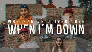 Whethan VS Oliver Tree - When I'm Down (UNOFFICIAL VIDEO)