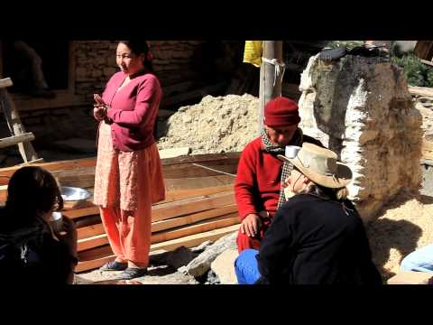 Along the Path: Restoring Chhairo Gompa