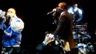 Akon & DJ Khaled Live @ MySpace Music Release Show in NYC