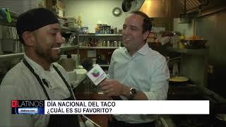 Juan Carlos desde el restaurante