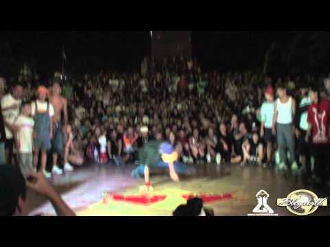 UKRAINE vs RUSSIA | EXHIBITION | YALTA SUMMER JAM 2012
