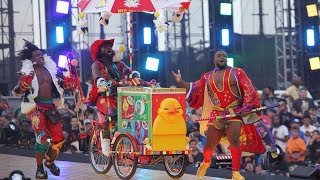 The New Day's WrestleMania 33 entrance makes it onto WWE Music Power 10 (WWE Network Exclusive)