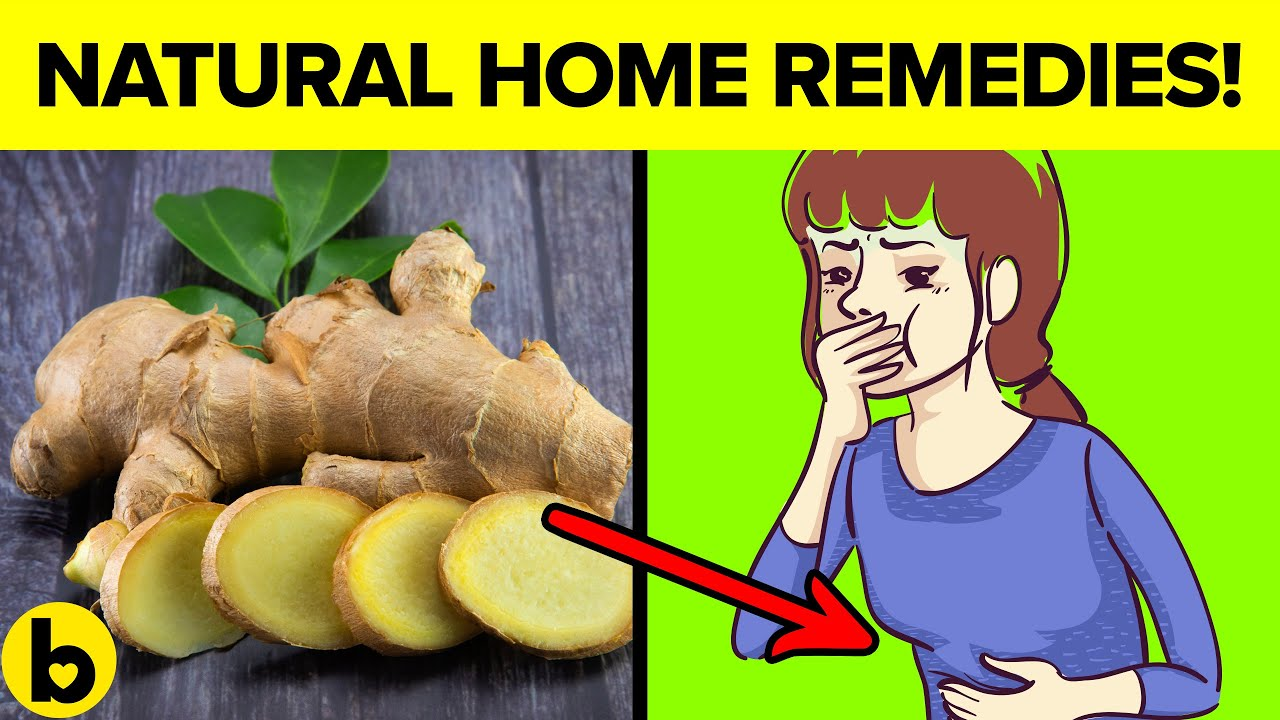 Home Remedies that naturally cure common Health problems