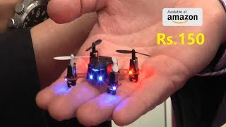 World's Smallest Drone With Camera   Best Drones 2018   New Technology Gadgets