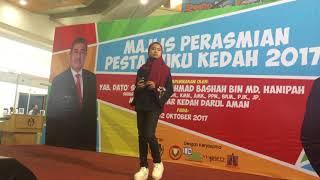 Syafa Wany - Menahan Rindu (Cover Wany Hasrita) ::Pesta Buku::