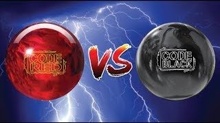 Code Red VS Code Black Ball Review